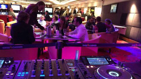 Swiss Casino Freunde Hype Agentur St. Gallen